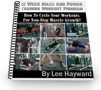 Bonus 10 M Power Workout Program