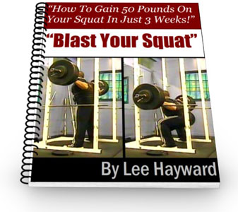 Blast Your Squat Program