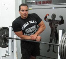 Lee Hayward - Creator Of The Blast Your Bench Program