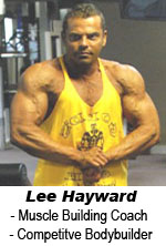 Lee Hayward