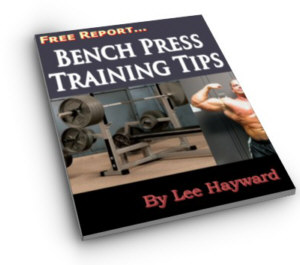 FREE Bench Press Power Workout