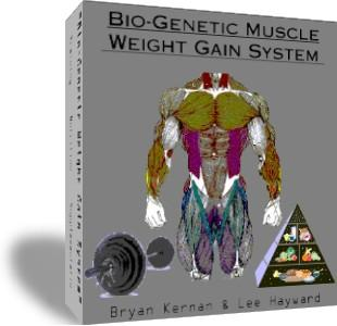 Bio-Genetic Muscle Weight Gain System